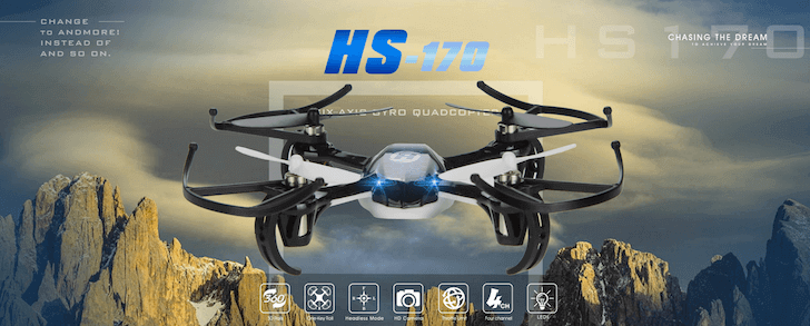 first-drone-rtf-hs170